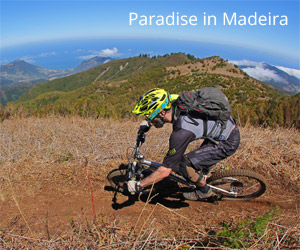 Discovering mountain bike paradise in Madeira