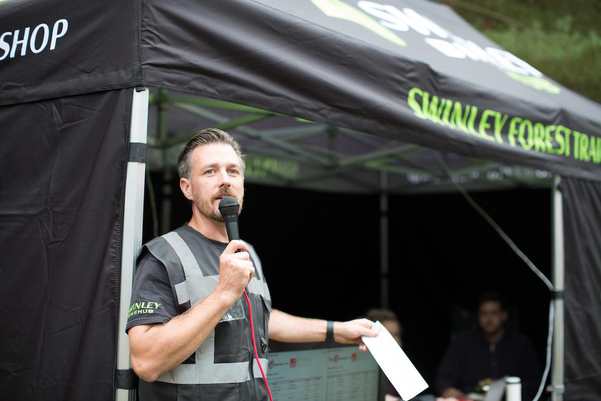Tristan Taylor Swinley Bike Hub.