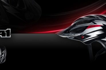 Teaser image of the new Troy Lee A1