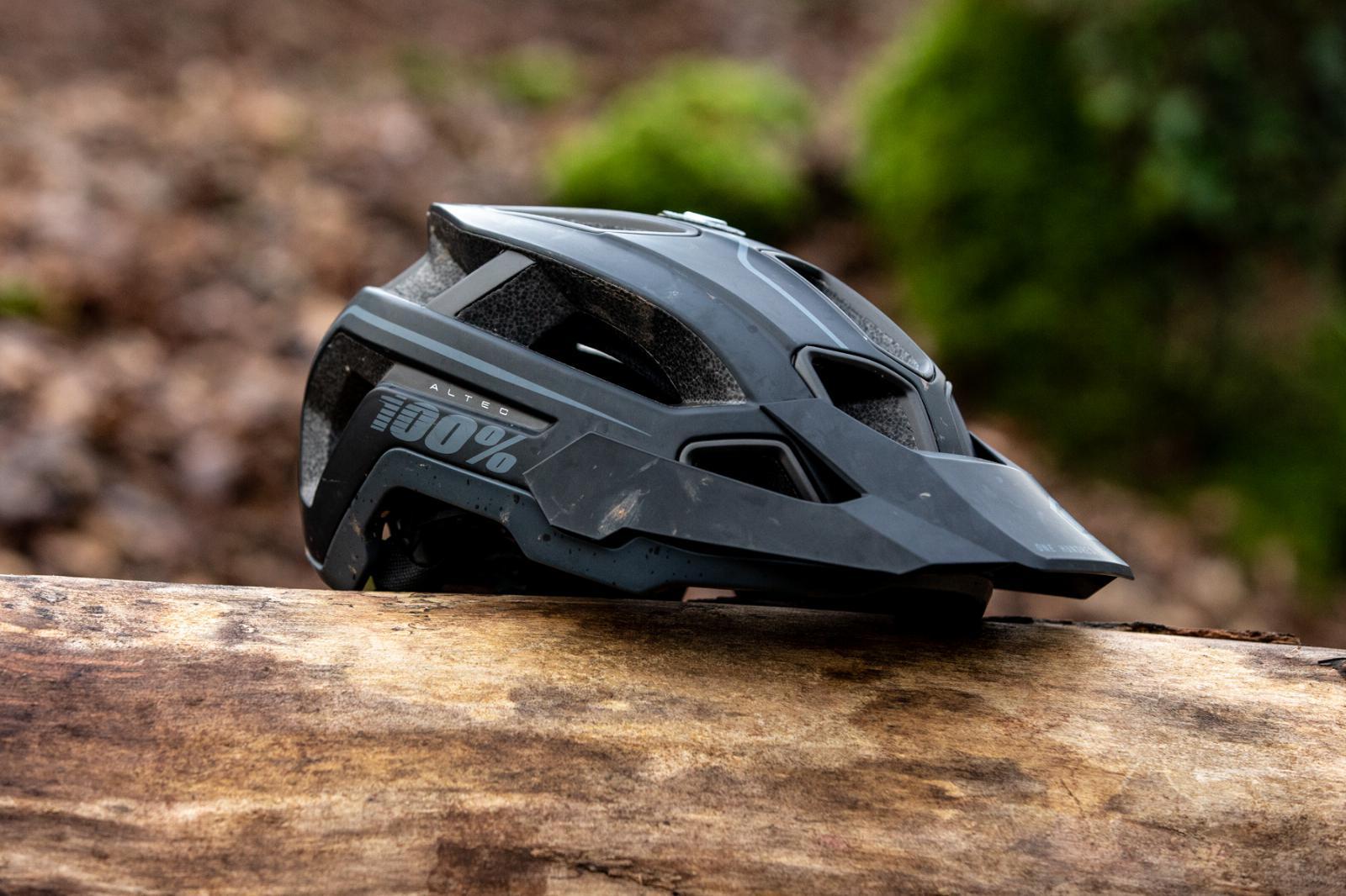 100/% Altec Helmet Mountain Bike Enduro Helmet