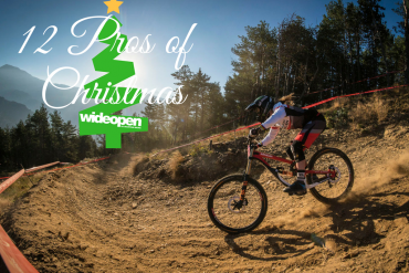 Manon Carpenter Madison Saracen Myst Pro Carbon Shimano UCI Downhill World Cup Wideopenmag