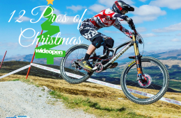 Becci Skelton SPS Syndicate Santa Cruz Bicycles Steve Peat UCI Downhill World Cup British Downhill Series Wideopenmag