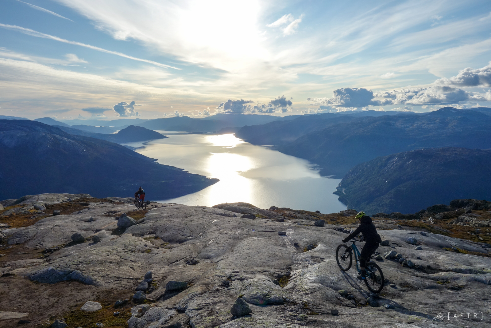 Any Excuse to Ride Norway