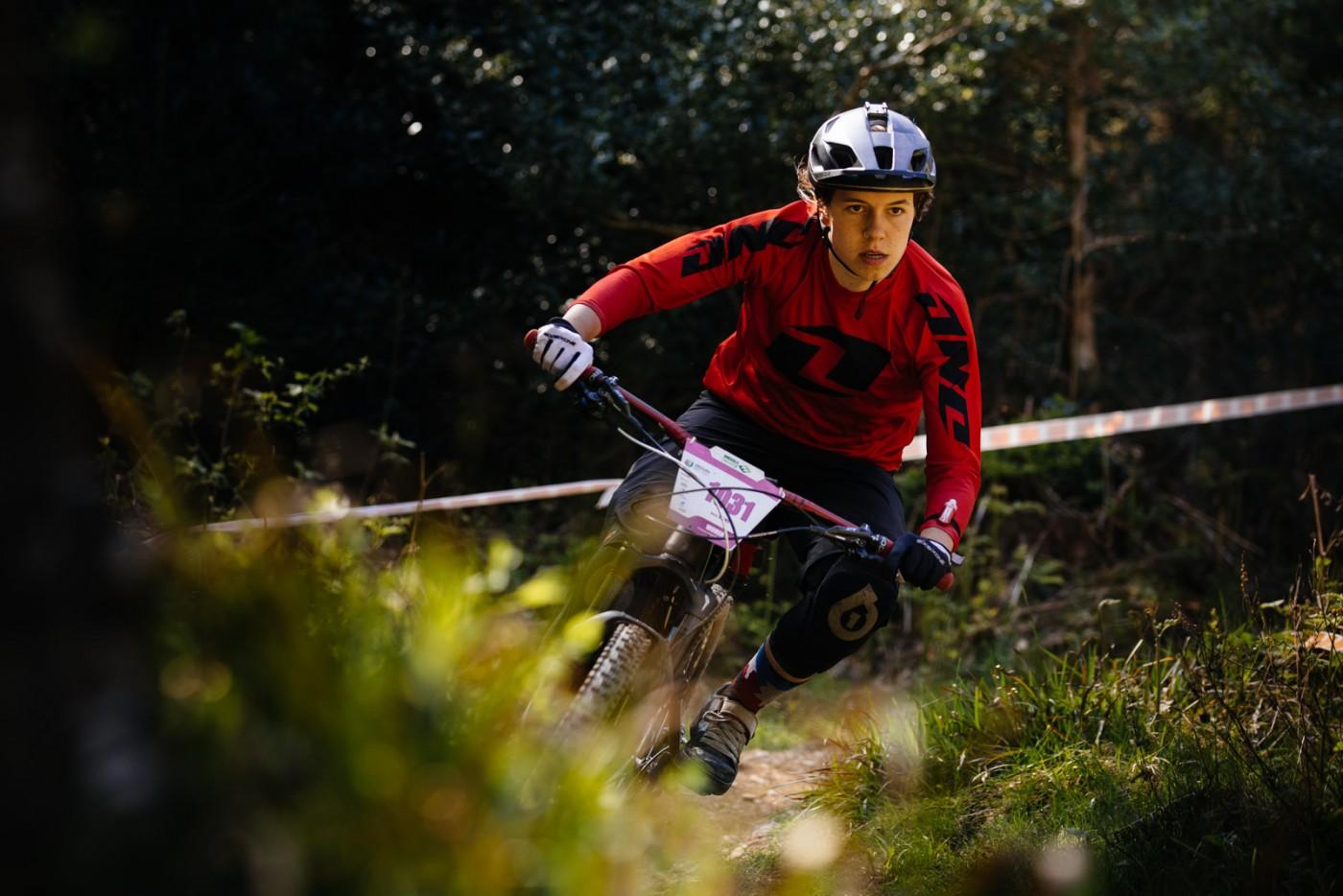 Monet Adams Emerald Enduro Enduro World Series Wicklow Mountains Vitus Bikes Sommet Pro Duncan Philpott