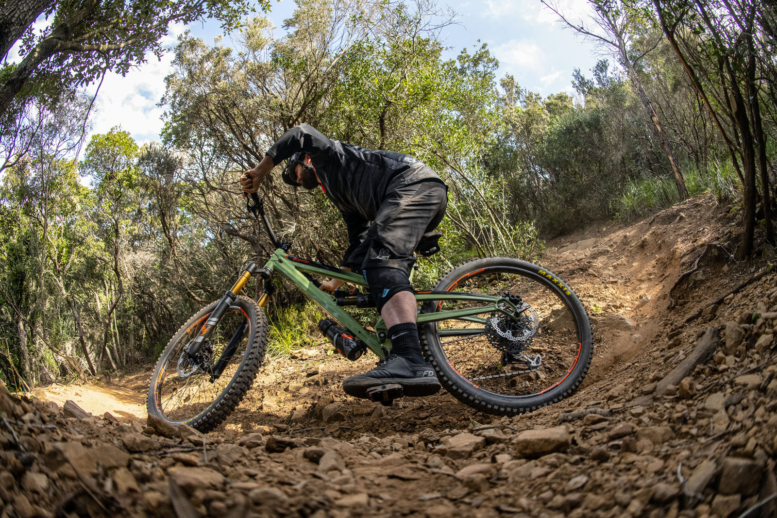 2019 Orange Alpine 6 Wasabi green review