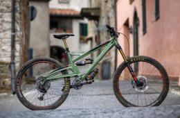2019 Orange Alpine 6 Wasabi green