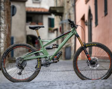 2019 Orange Alpine 6 Wasabi green