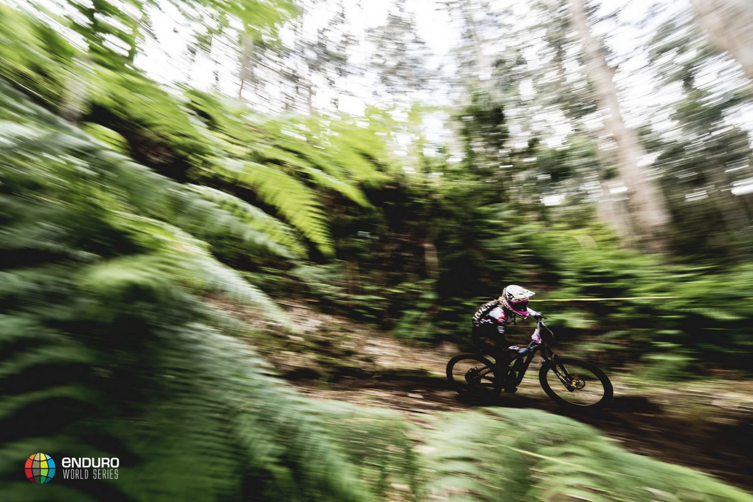 Photo courtesy of Enduro World Series.