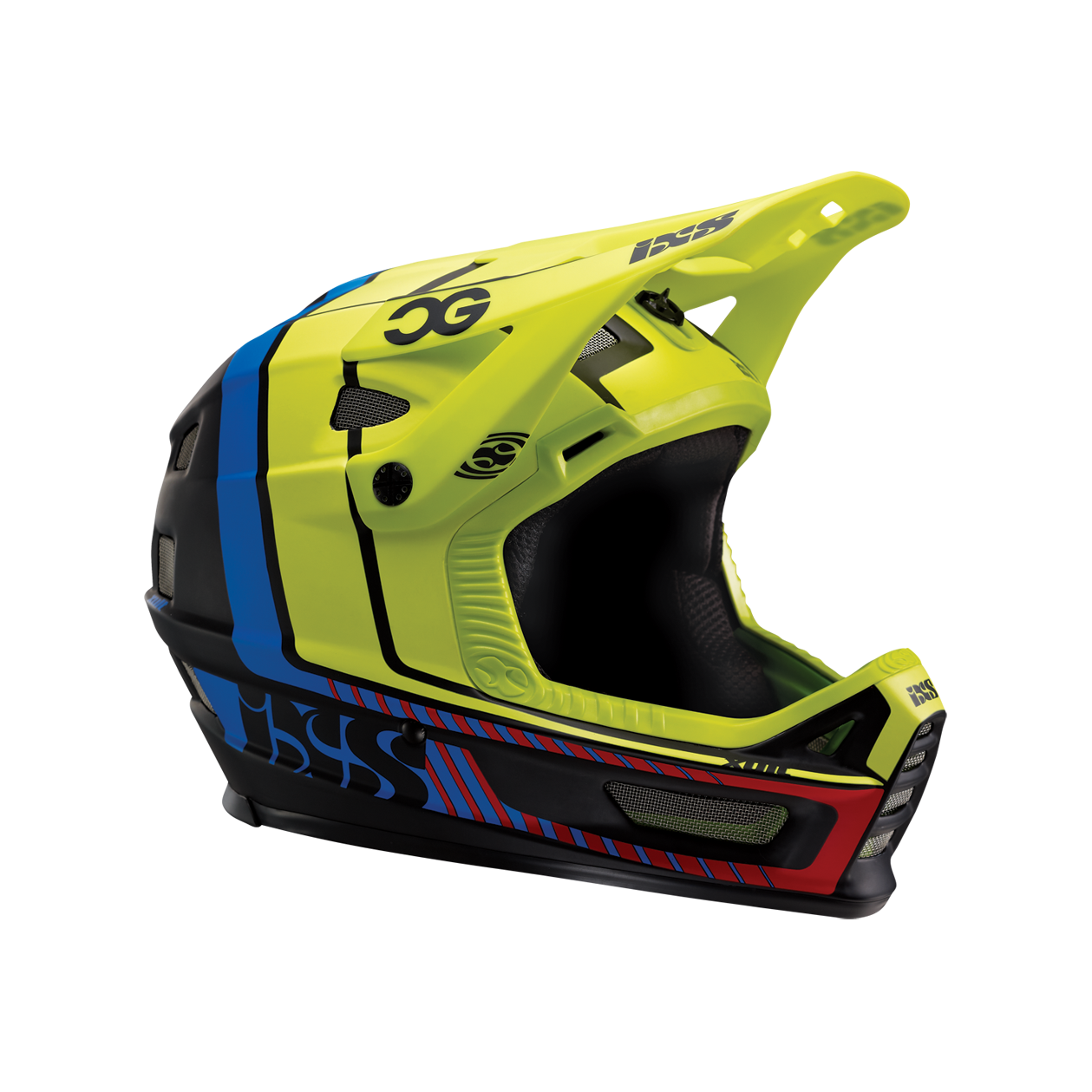 iXS Xult full face helmet