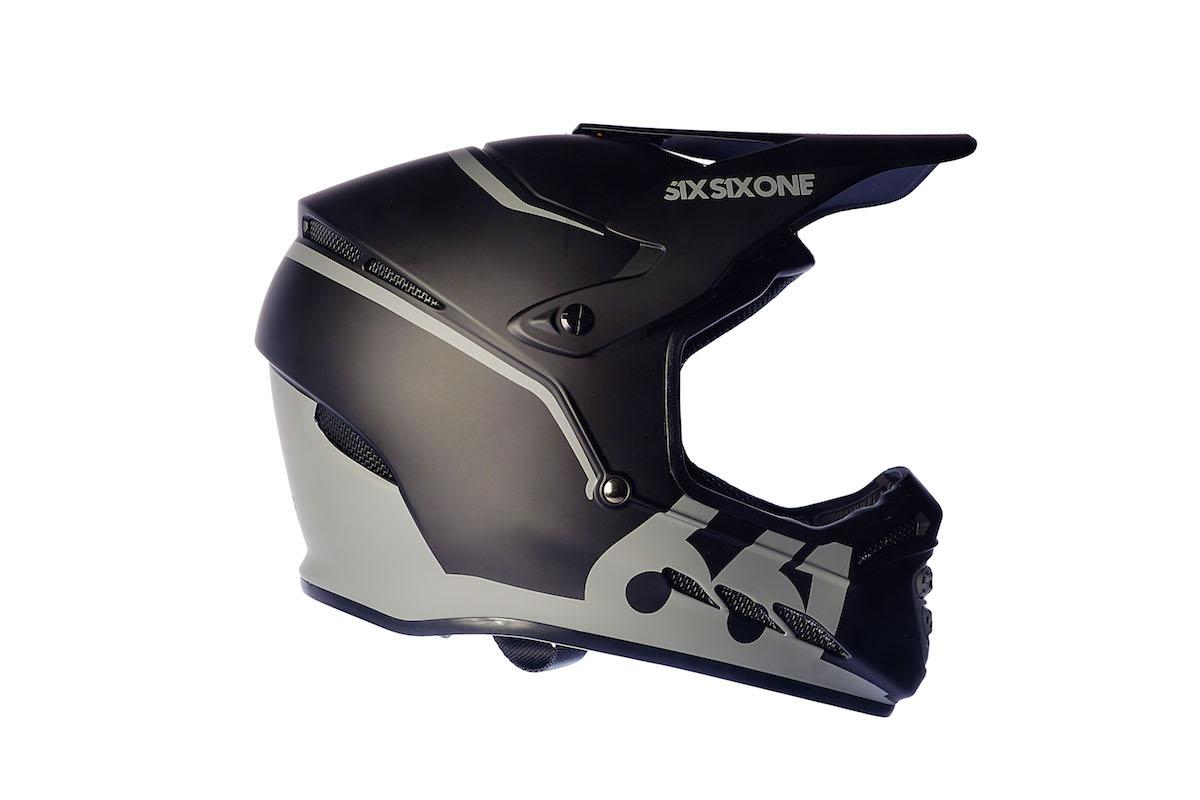 661 Reset full face helmet