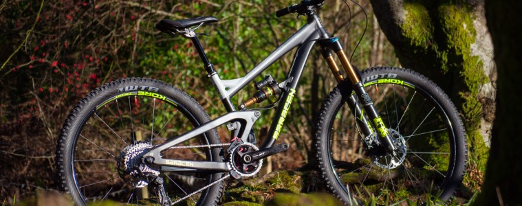 2016 Saracen Ariel Elite Wideopenmag Longterm Test Bike Pete Scullion