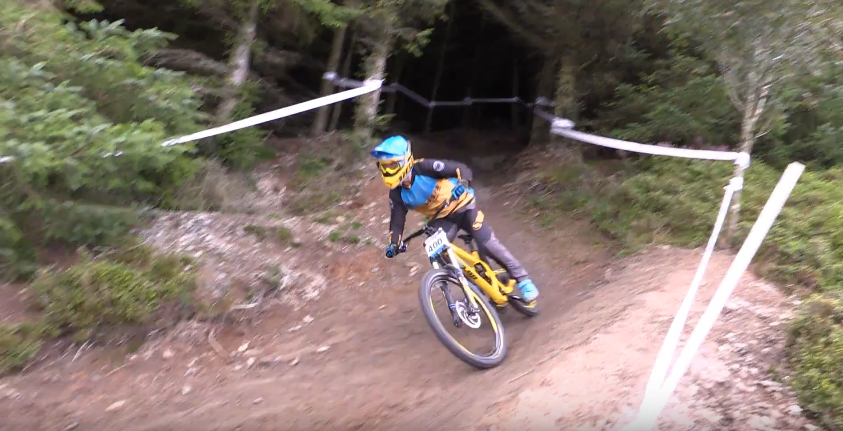 British Downhill Series Revolution Bike Park Team Wideopenmag Charlie Hatton