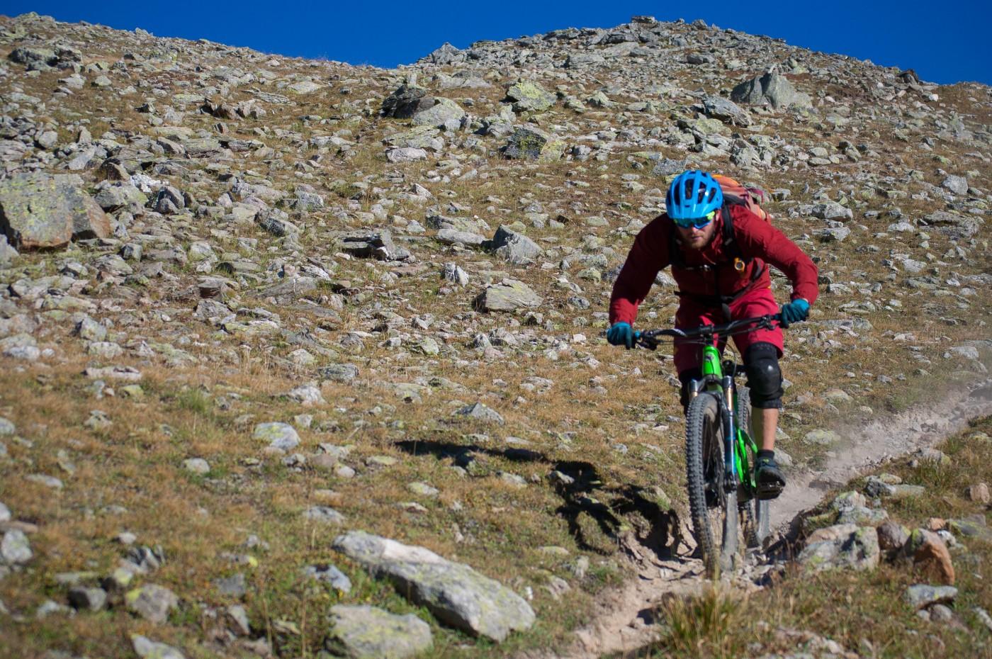Ben Jones MTB Yeti Cycles Wideopenmag
