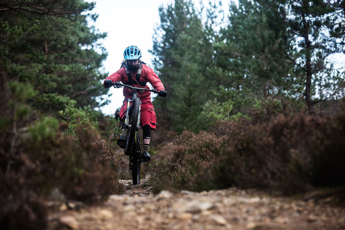 Developing Mountain Biking in Scotland Mountain Bike Centre of Scotland Scottish Cycling H&I Adventures Wideopenmag
