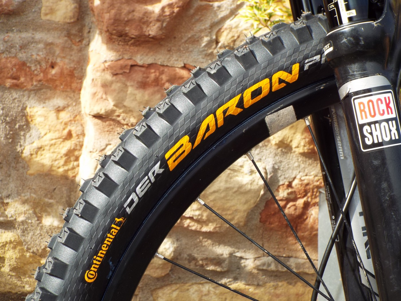 c1ede1c6d60 Tested - Conti Tyres Der Baron Projekt 2.4 review