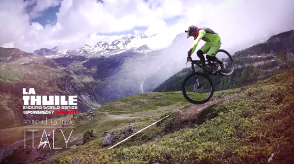 Enduro World Series La Thuile Italy Richie Rude Yeti Cycles Cecile Ravanel Commencal Wideopenmag