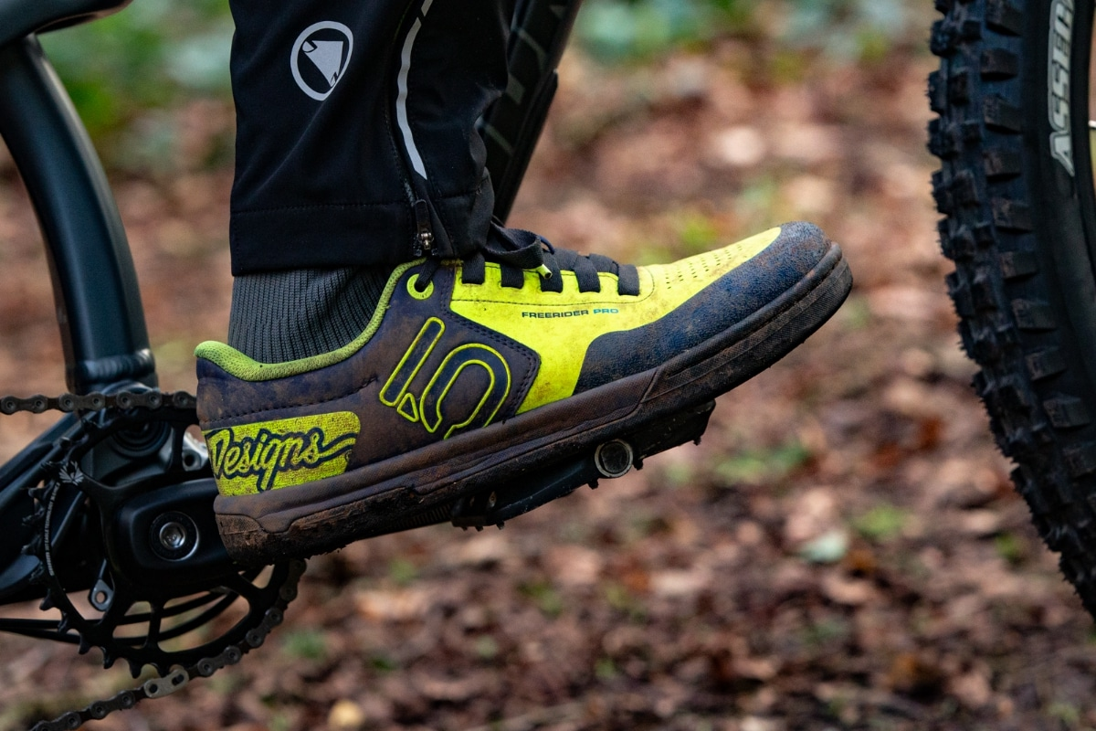 Ben's Five Ten Freerider Pro TLD Shoe
