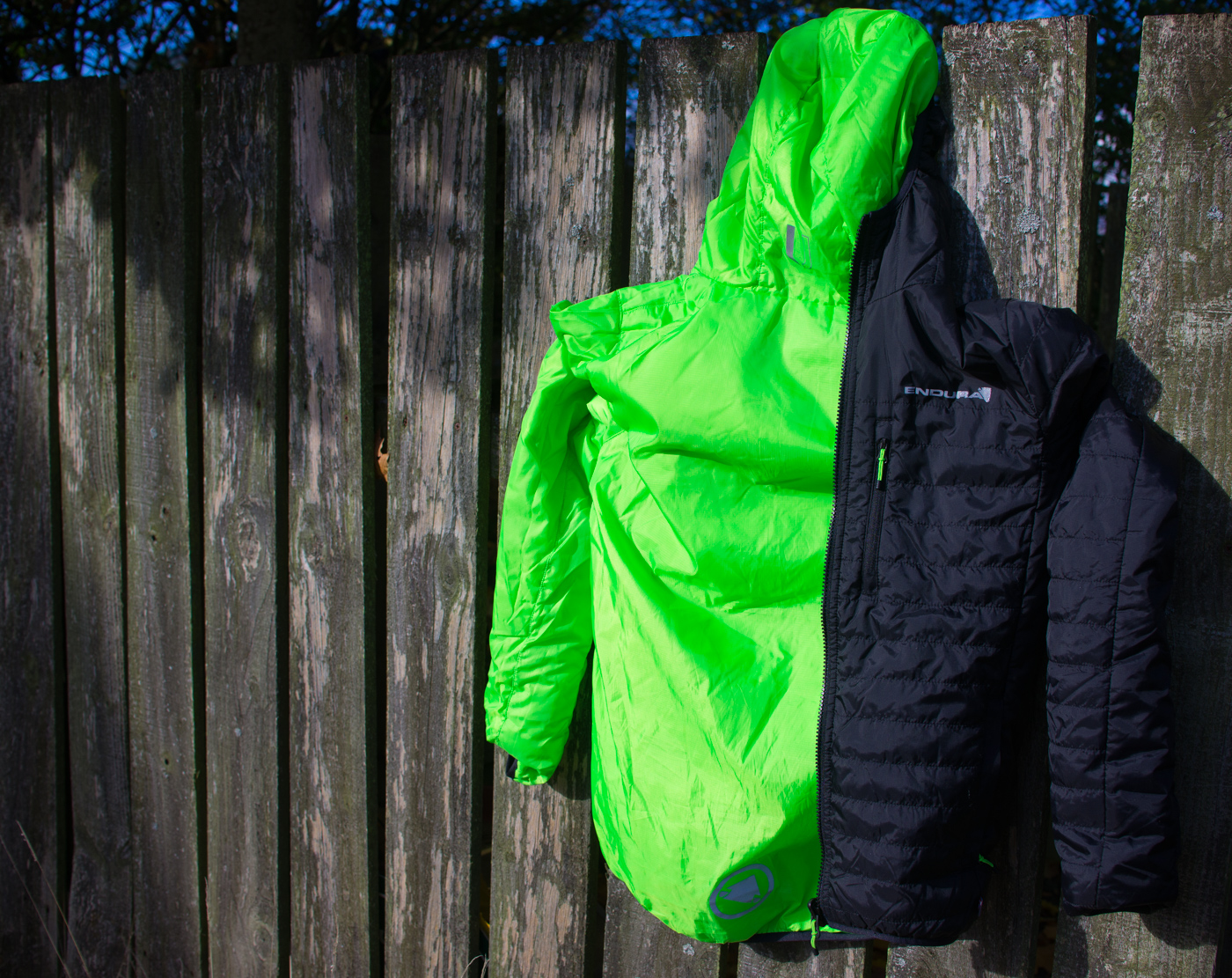 Endura Flipjak Reversible Jacket Wideopenmag