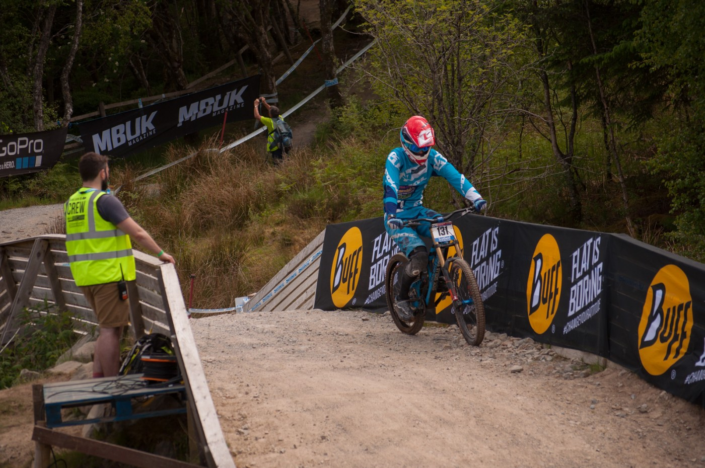 UCI Downhill World Cup Fort William Wideopenmag