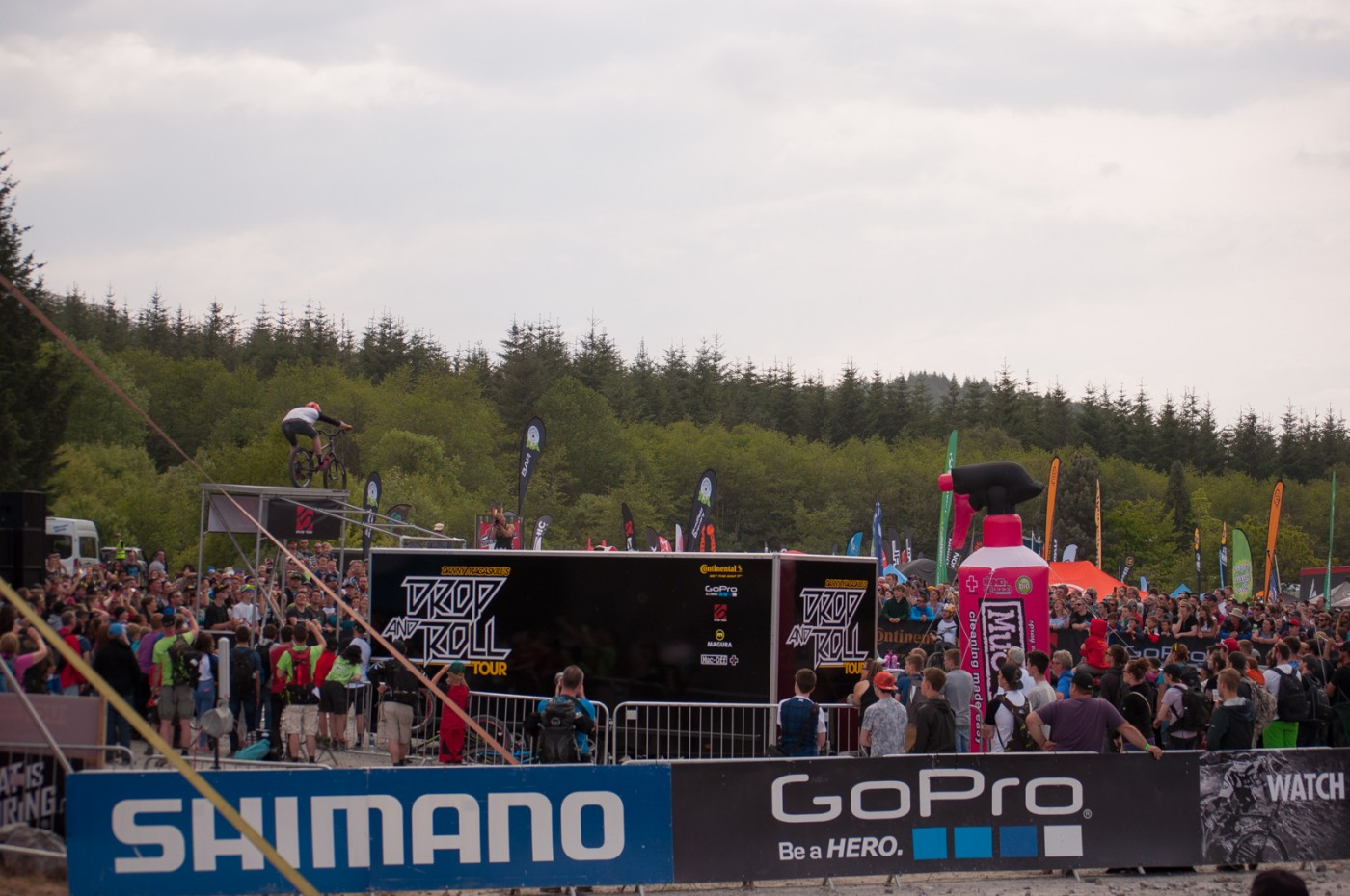 Pete's Fort William World Cup Pick and Mix
