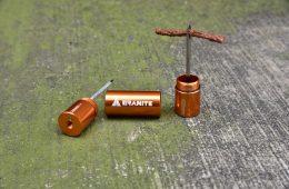 Granite Designs Stash Tubeless Repair Kit (2) Stand