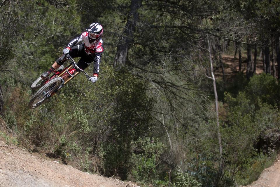 Greg Williamson Trek World Racing UCI Downhill World Cup