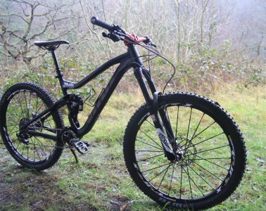 Vitus Bikes Sommet Pro Monet-Rose Adams Welsh Enduro Series Long Term Test