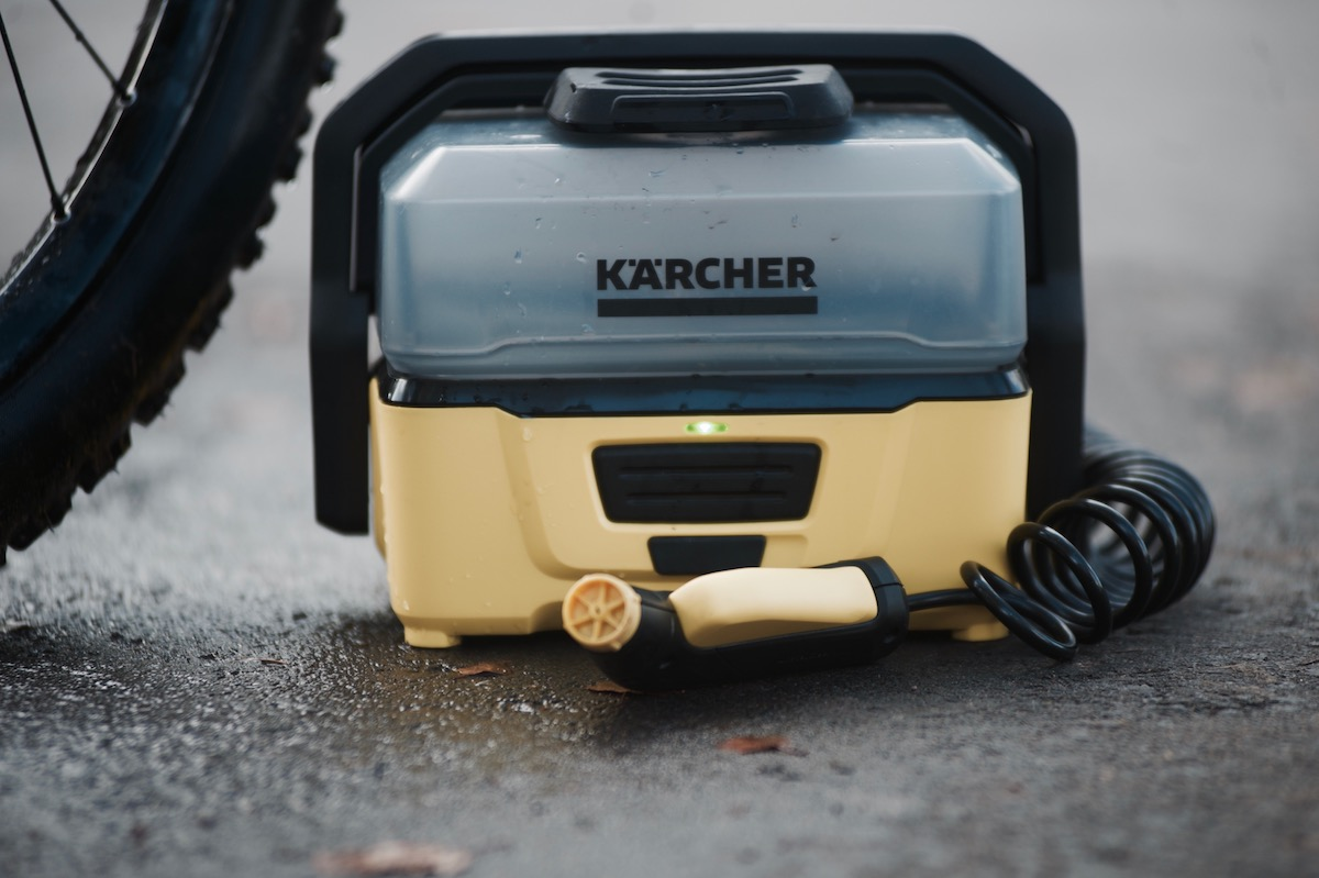reviewed karcher oc3 portable pressure washer. Black Bedroom Furniture Sets. Home Design Ideas