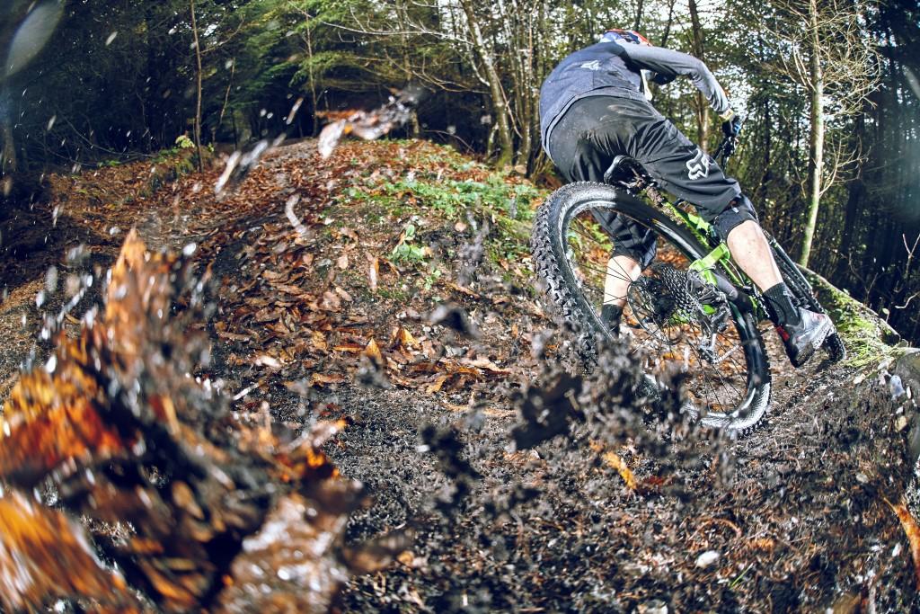 Kye Forte mountain bike winter 2015 nukeproof mega