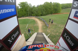 Gee Atherton Red Bull Maribor World Cup