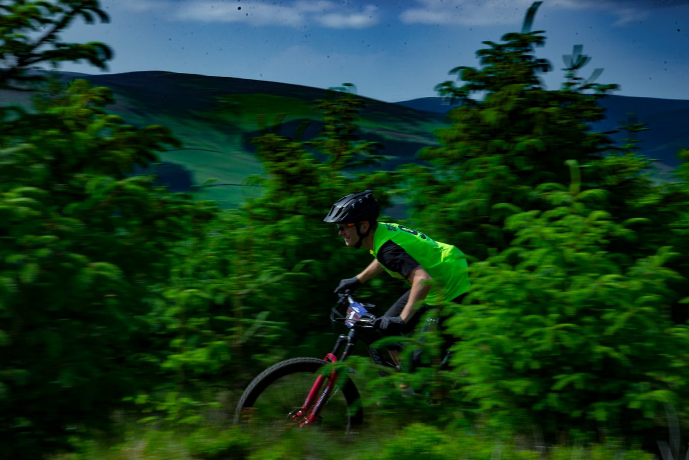 Scottish Enduro Series Round 2 Innerleithen