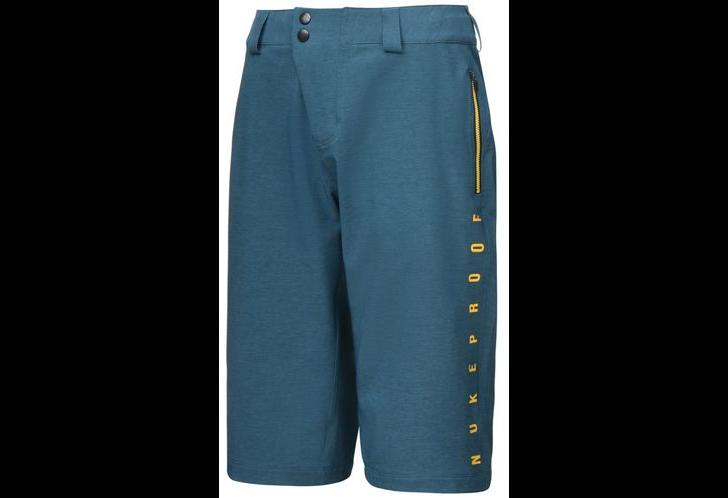 Nukeproof Blackline Womens Shorts - Blue SS18