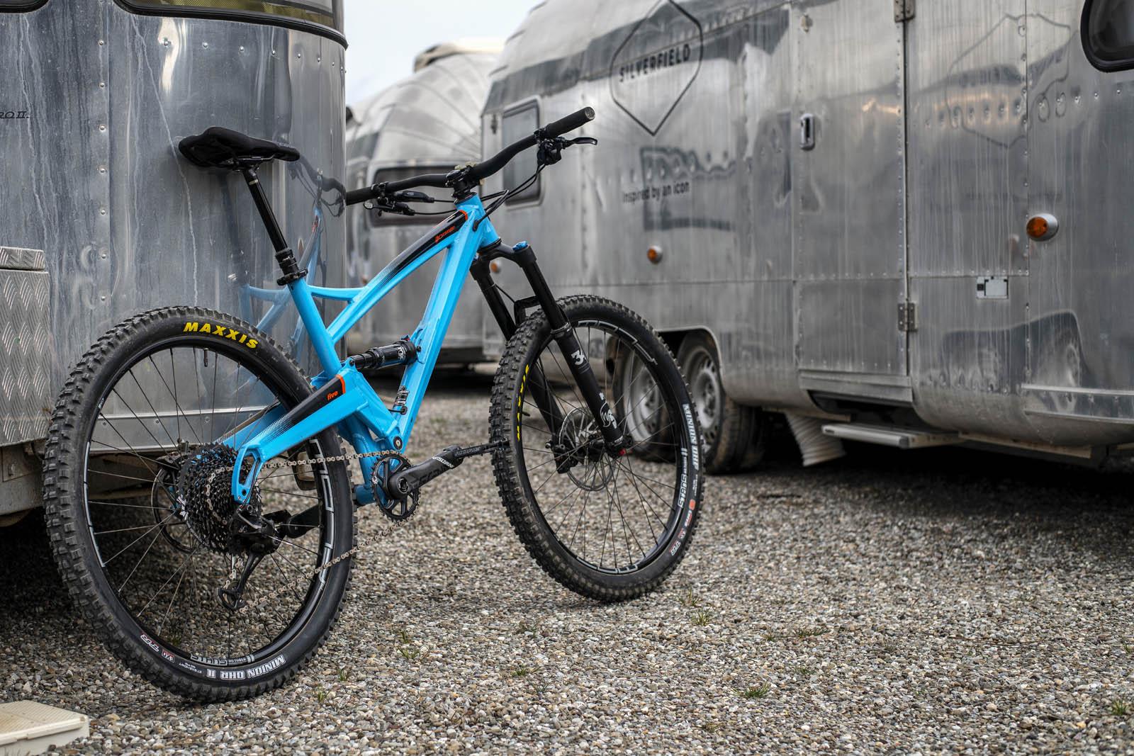 Orange Five 2020 review Wideopenmountainbike 46