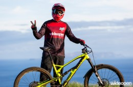 Rich Thomas Medeira 2016 Nukeproof Mega