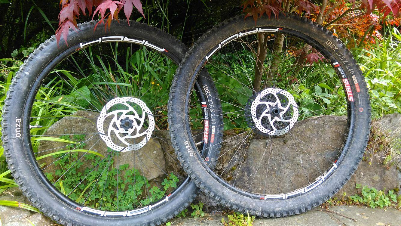 REVIEWED: Stans Arch Mk3 Wheelset