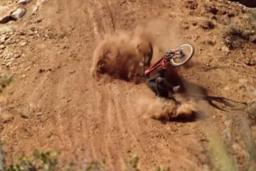 Nicholi Rogatkin Crash Reel Specialized Bikes