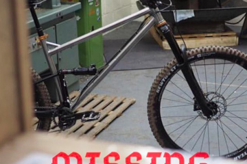 Starling cycles Murmur Stainless Steel Stolen