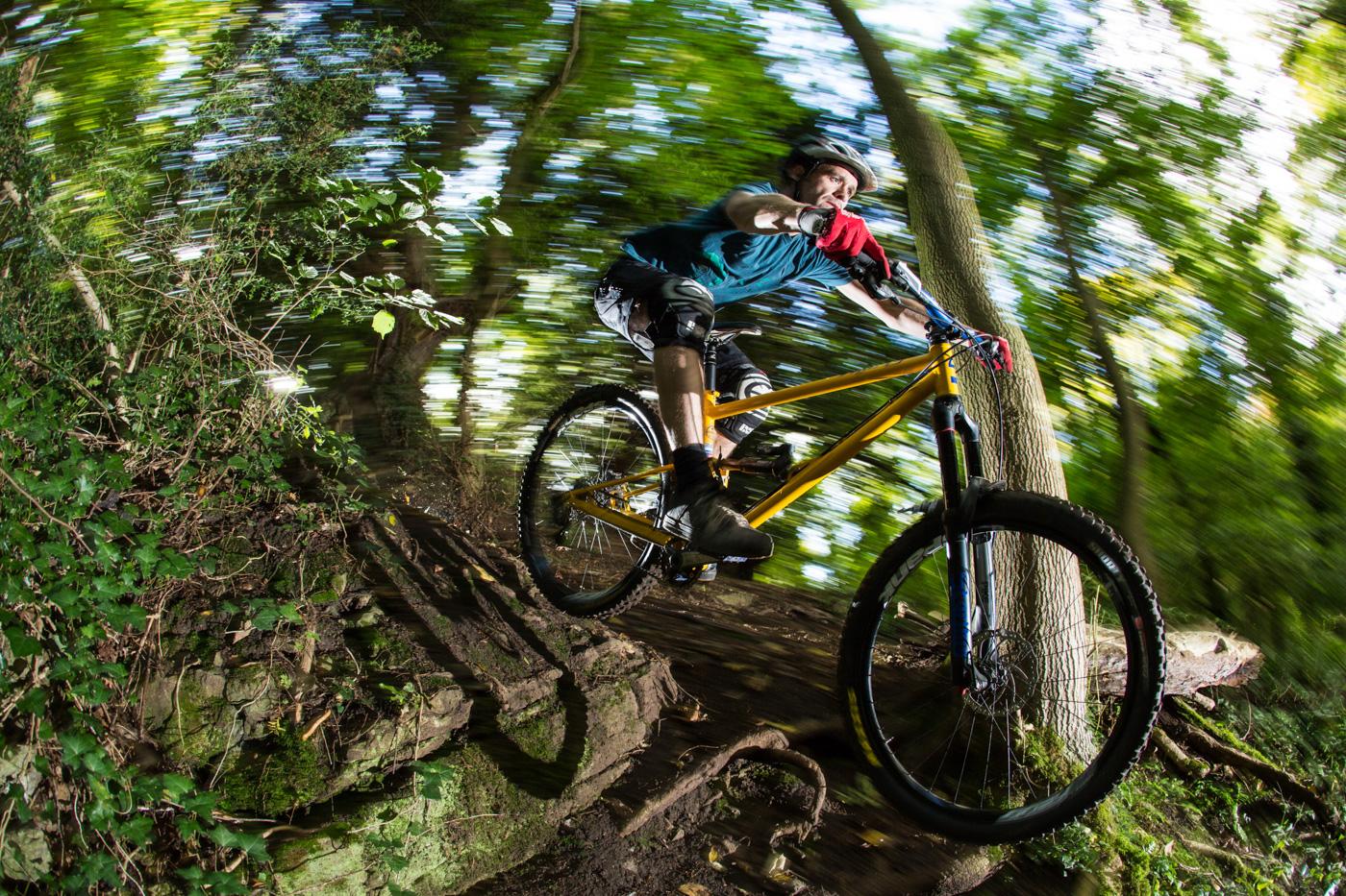 Starling cycles UK Handmade mountain bike (2 of 45)