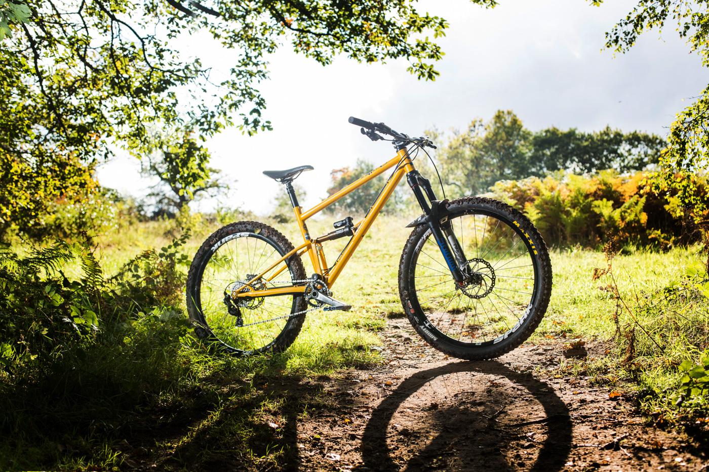 Starling cycles UK Handmade mountain bike (21 of 45)