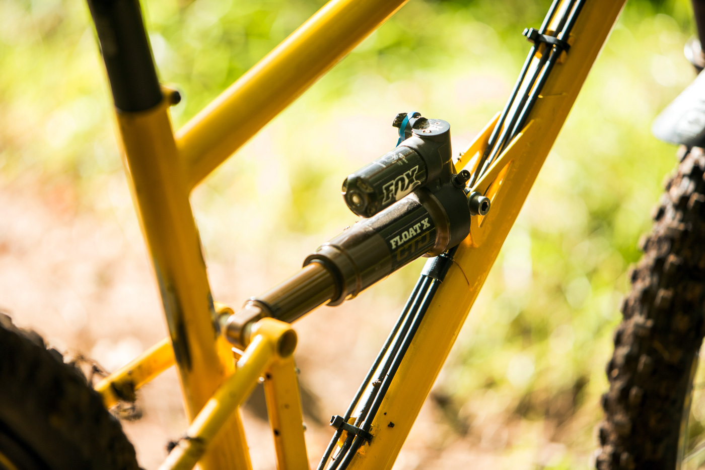 Starling cycles UK Handmade mountain bike (24 of 45)