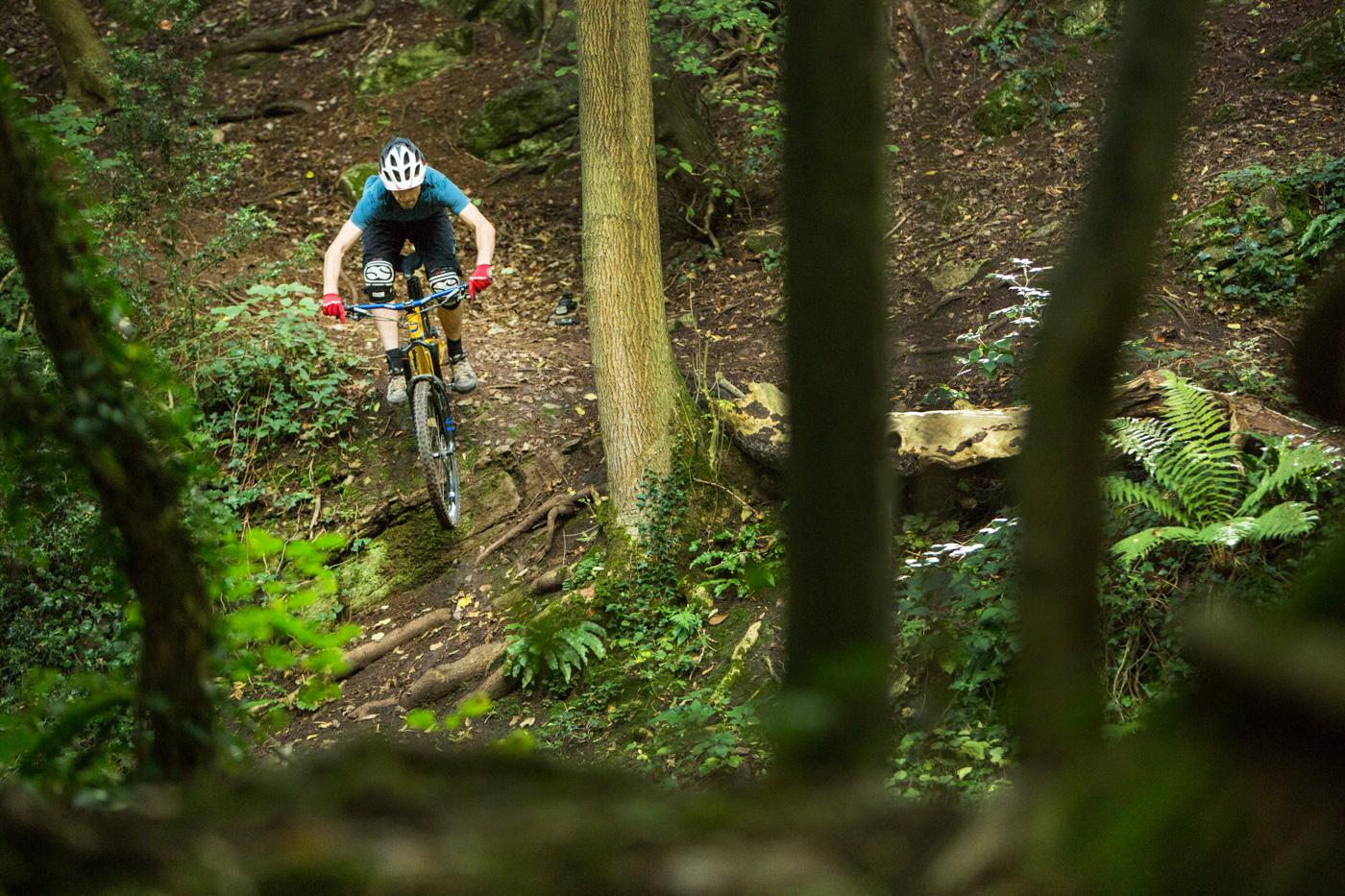Starling cycles UK Handmade mountain bike (4 of 45)