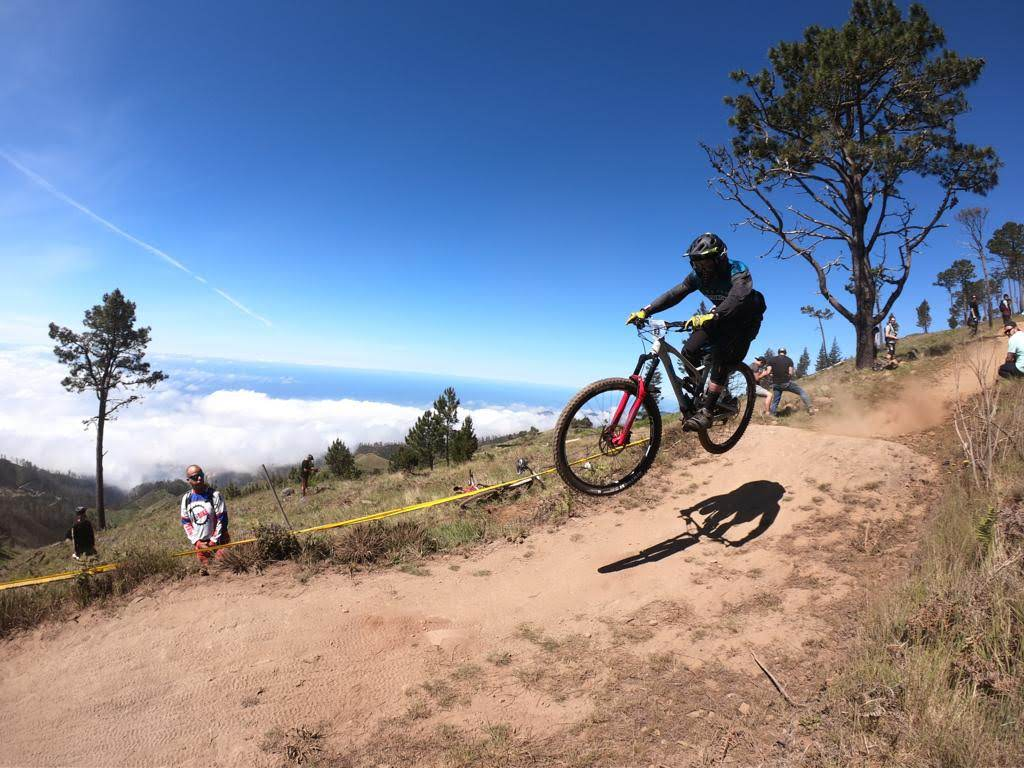 Team Wideopenmag's Christo Gallagher Enduro World Series Madeira 2019 (5)