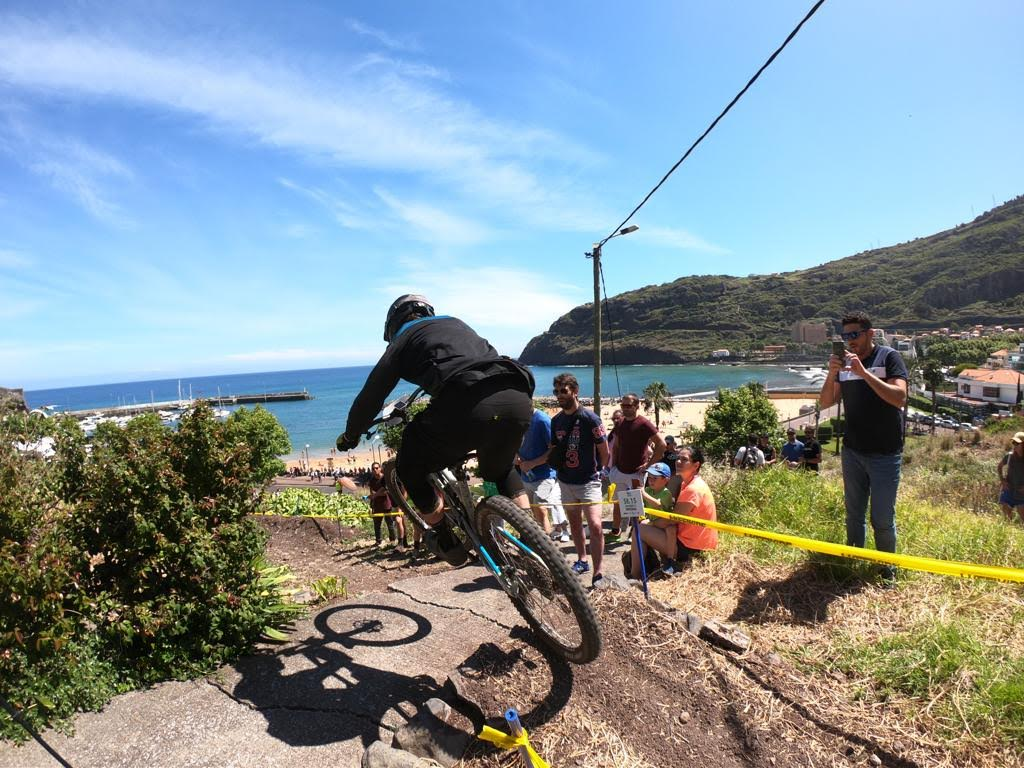 Team Wideopenmag's Christo Gallagher Enduro World Series Madeira 2019 (6)