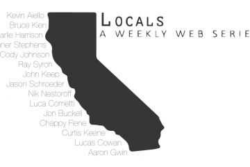 Locals Suspended Productions Aaron Gwin Luca Cometti Nik Nesteroff Southern California SoCal