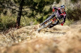 Red Bull Downtime Aaron Gwin YT Industries YT Mob TRP Brakes Onza Tyres UCI Downhill World Cup