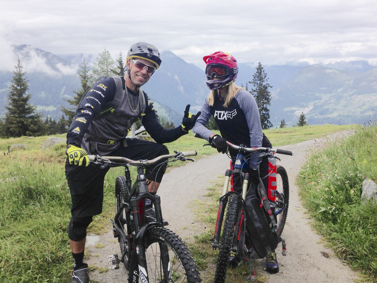 juliet elliott MTB Verbier Bike Park-1