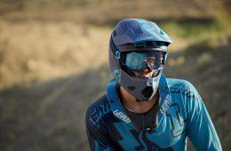 Leatt DBX 3.0 DH Helmet Headshot