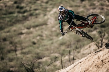 YT Industries Aaron Gwin Red Bull UCI Downhill World Cup