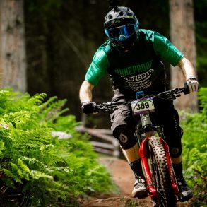 christo gallagher nukeproof ridewear
