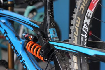 transition TR11 downhill bike tahnee seagrave
